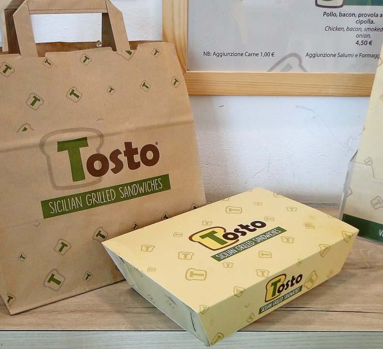 TOSTO Take away